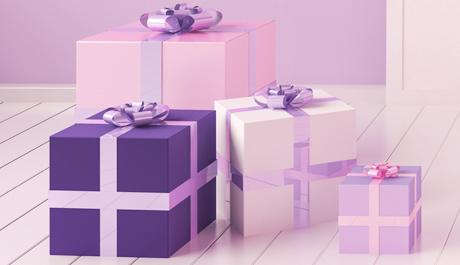 Набор для макияжа или для дома в подарок!