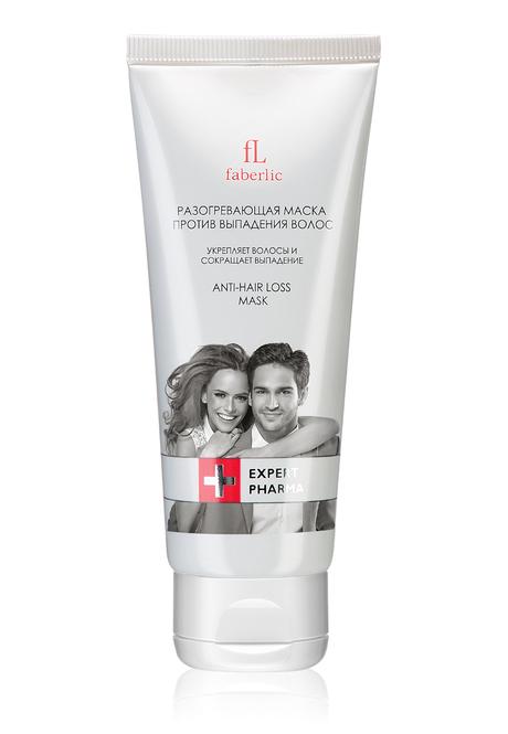 Разогревающая маска против выпадения волос