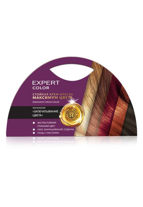 Карта тонов cтойкой крем-краски для волос