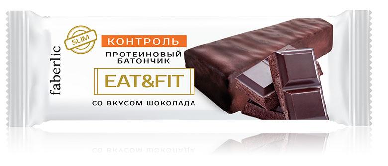 протеиновый батончик со вкусом шоколада